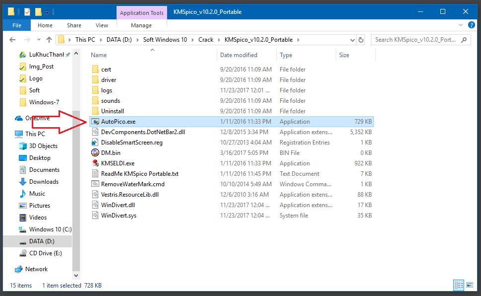 Hướng dẫn sử dụng phần mềm KMS để crack, ative windows, office