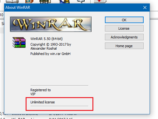 download winrar full crack cho win 7 64bit