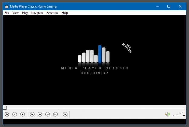 Giao diện chính của phần mềm chơi video, nhạc K-Lite Codec Pack