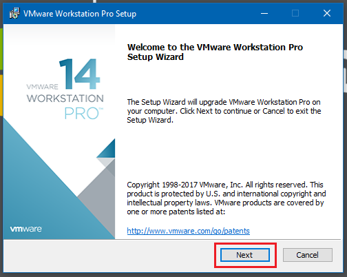 Hướng dẫn cài đặt máy ảo VMware Workstation pro 14 bằng hình ảnh - Hình 1