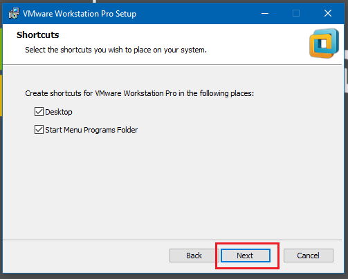 Hướng dẫn cài đặt máy ảo VMware Workstation pro 14 bằng hình ảnh - Hình 5