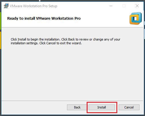 Hướng dẫn cài đặt máy ảo VMware Workstation pro 14 bằng hình ảnh - Hình 6