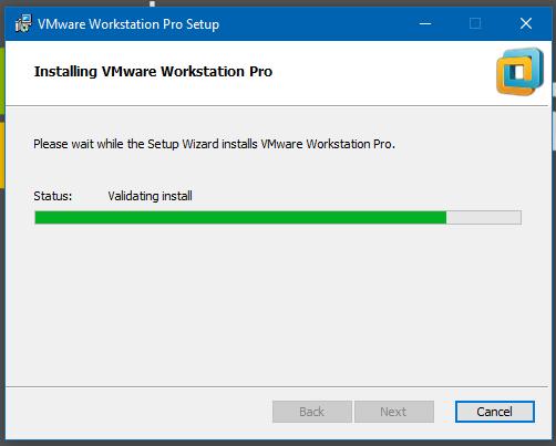 Hướng dẫn cài đặt máy ảo VMware Workstation pro 14 bằng hình ảnh - Hình 7