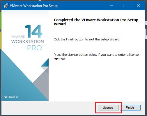 Hướng dẫn cài đặt máy ảo VMware Workstation pro 14 bằng hình ảnh - Hình 8