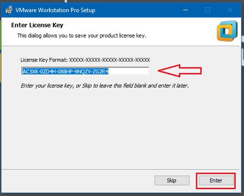 Hướng dẫn cài đặt máy ảo VMware Workstation pro 14 bằng hình ảnh - Hình 9
