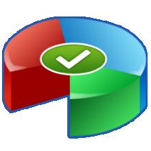 Logo phần mềm phân vùng ổ cứng AOMEI Partition Assistant Portable
