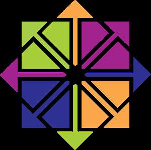 Logo hệ điều hành CentOS x86-64