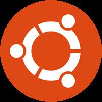 Logo hệ điều hành Ubuntu