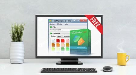 Download phần mềm FileMarker.NET Pro thay đổi biểu tượng cho máy tính - 1