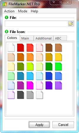 Download phần mềm FileMarker.NET Pro thay đổi biểu tượng cho máy tính - 10