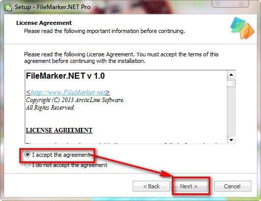 Download phần mềm FileMarker.NET Pro thay đổi biểu tượng cho máy tính - 5