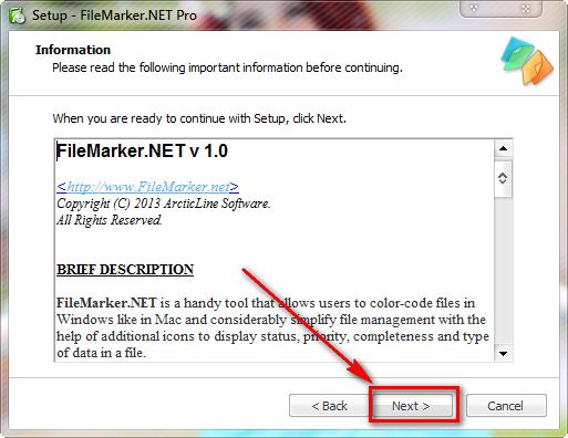 Download phần mềm FileMarker.NET Pro thay đổi biểu tượng cho máy tính - 6