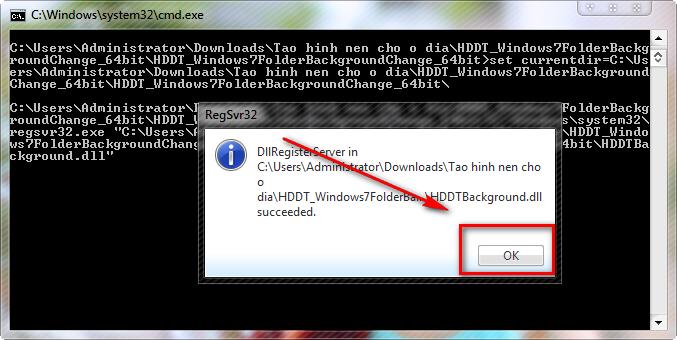 Hướng dẫn cách tạo hình nền cho Folder trên Windows 7/8/10 - 2