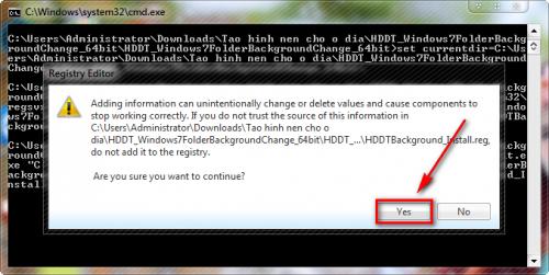Hướng dẫn cách tạo hình nền cho Folder trên Windows 7/8/10 - 3
