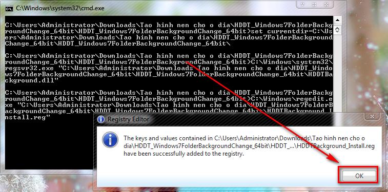 Hướng dẫn cách tạo hình nền cho Folder trên Windows 7/8/10 - 4
