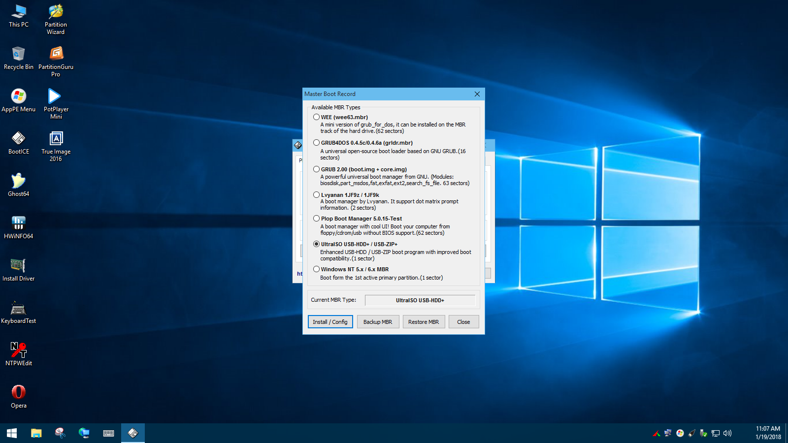Hướng Dẫn Cách Tạo USB Và HDD Box Multiboot Hỗ Trợ Cứu Hộ Máy Tính UEFI - 7