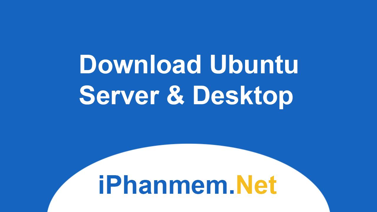 Giao diện chính của hệ điều hành Ubuntu mới nhất