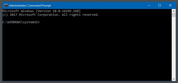 Cách mở CMD (Command Prompt) bằng quyền Administrator - 1