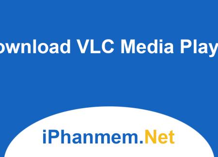 Giao diện chính của phần mềm VLC Media Player