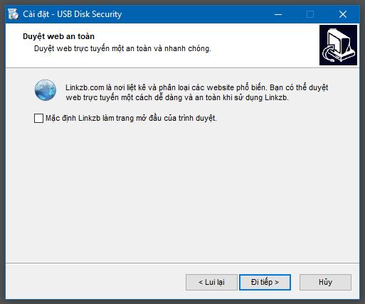 Hướng dẫn cài đặt USB Disk Security - 3