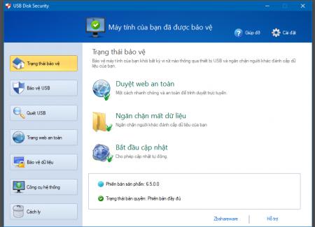 Hướng dẫn cài đặt USB Disk Security - 8