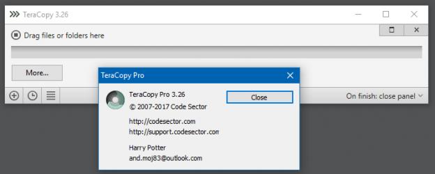 Hướng dẫn cài đặt TeraCopy Pro - 10