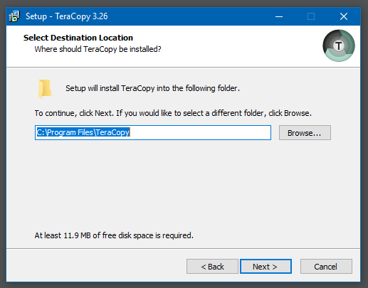 Hướng dẫn cài đặt TeraCopy Pro - 3