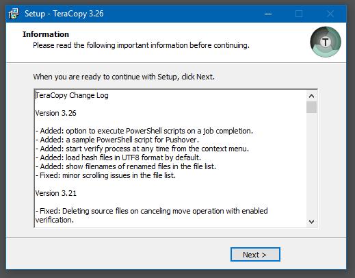 Hướng dẫn cài đặt TeraCopy Pro - 6