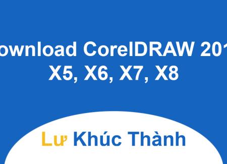Download CorelDRAW 2018 X5 X6 X7 X8