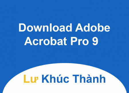 Download Adobe Acrobat Pro