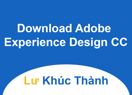 Download Adobe Experience Design CC
