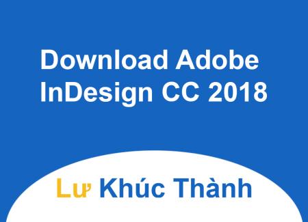 Download Adobe InDesign CC