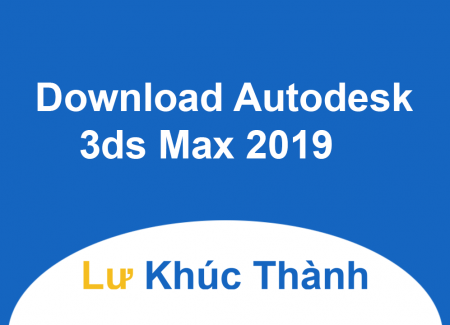 Download Autodesk 3ds Max 2019