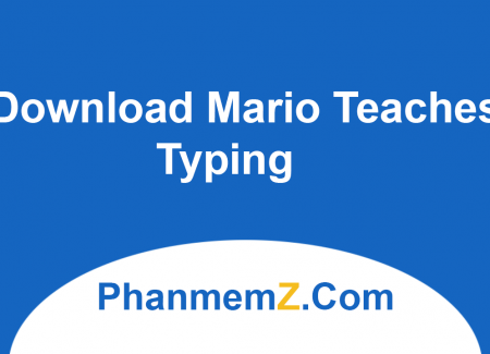 Download Mario Teaches Typing - Luyện gõ 10 ngón cùng Game Mario