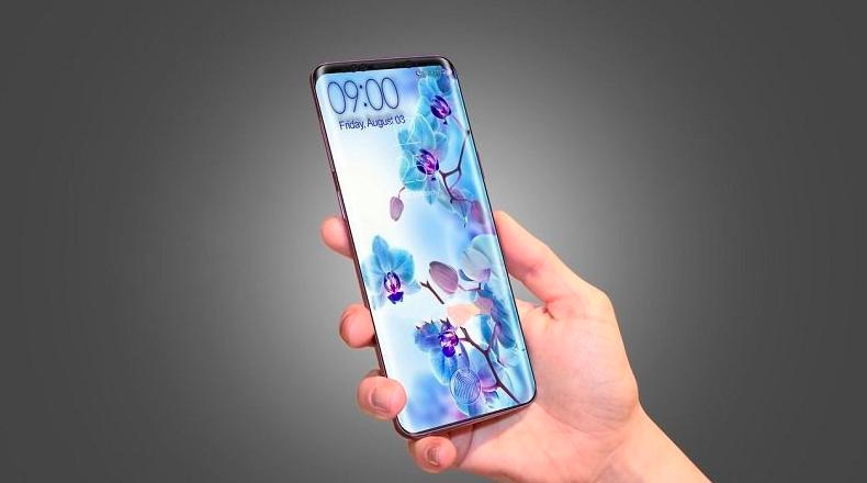 Phải tới vài năm nữa, Samsung mới ra mắt smartphone toàn màn hình