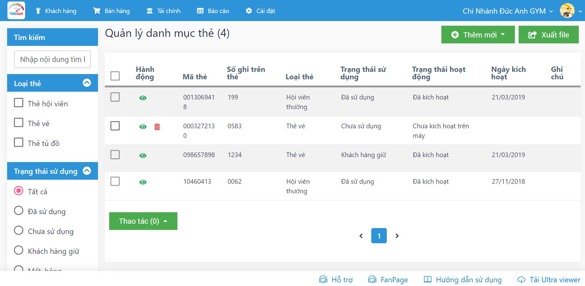 Hướng dẫn cài đặt phần mềm quản lý phòng GYM miễn phí