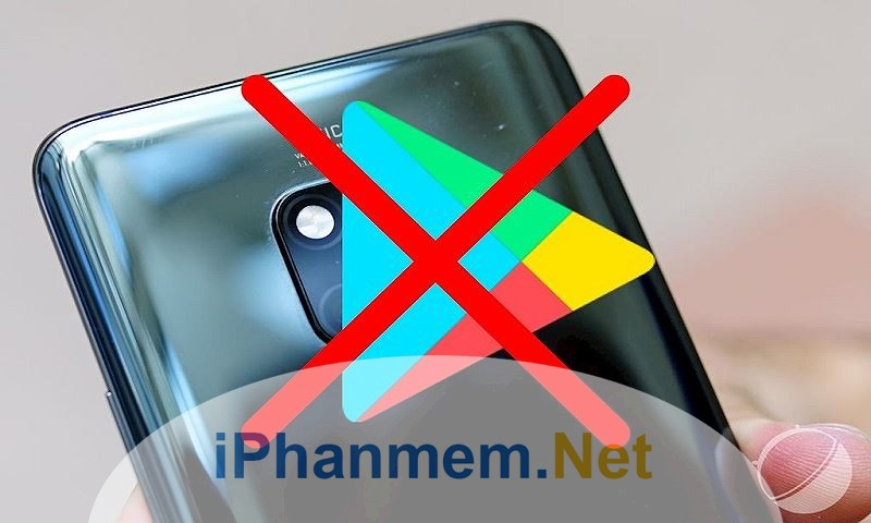 Huawei sẽ không thể cập nhật phiên bản Android mới nhất