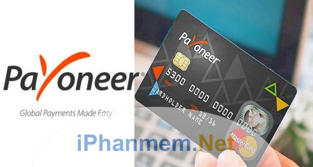 Hướng dẫn đăng ký và sử dụng Payoneer