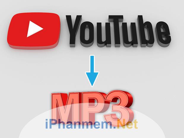 """Chuyển nhạc video trên Youtube thành MP3 trong """"một nốt nhạc"""""""