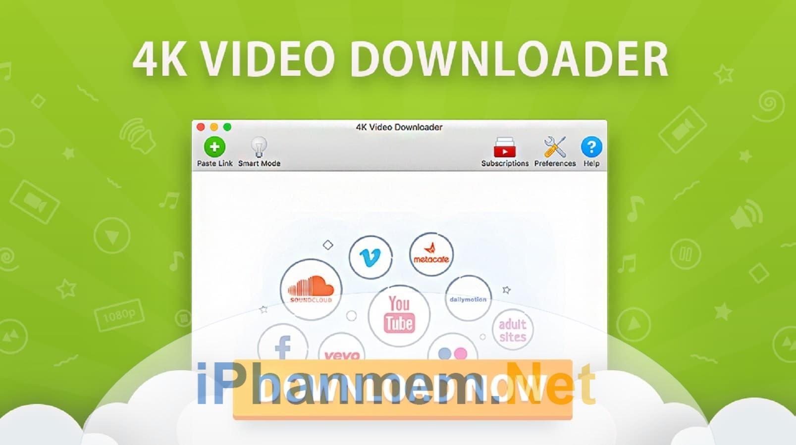 Phần mềm 4K Video Downloader sẽ giúp bạn sở hữu nhạc MP3 từ video Youtube nhanh chóng