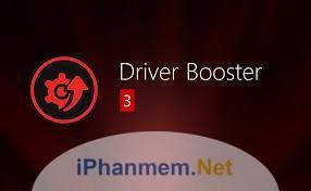 Phần mềm Driver Booster tốt nhất từ hãng IOBit