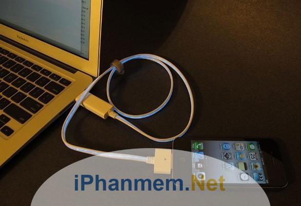Sạc pin qua cổng USB thường xuyên sẽ khiến pin bị ảnh hưởng nghiêm trọng