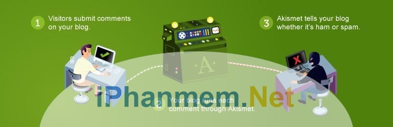 Askismet - Plugin chống Spam hiệu quả