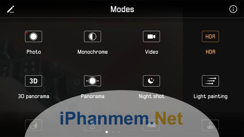 Chế độ chụp ảnh trên smartphone HDR sẽ đem đến bức ảnh màu sắc lung linh