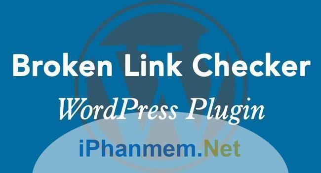 Plugin cho wordpress giúp phát hiện link hỏng, lỗi 404