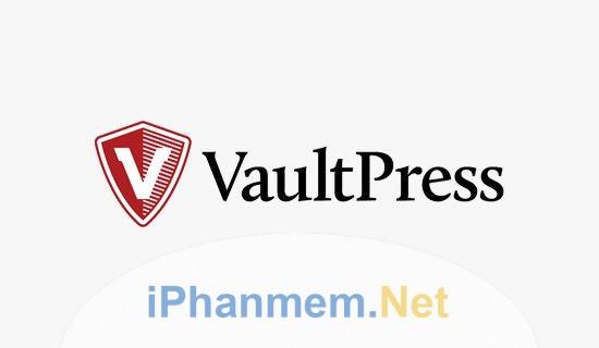 Công cụ backup nổi tiếng Vaultpress Jetcpack