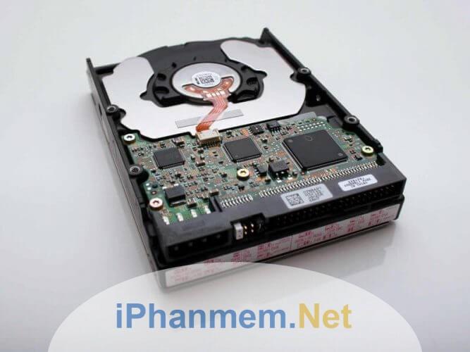 Kiểm tra ổ cứng của bạn vì nó có thể cũng là nguyên nhân gây lỗi