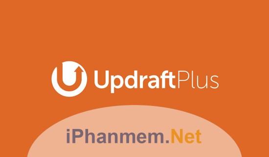 UpdraftPlus là pluign tốt nhất hiện nay