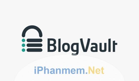 Blogvault dịch vụ backup website hữu hiệu