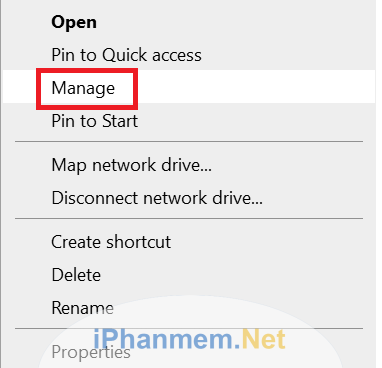 Tắt mở user trong Manage Console